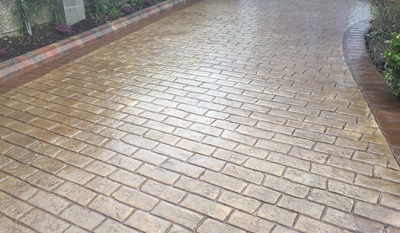 imprinted concrete rockfield paving imprinted concrete